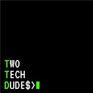 two tech dudes